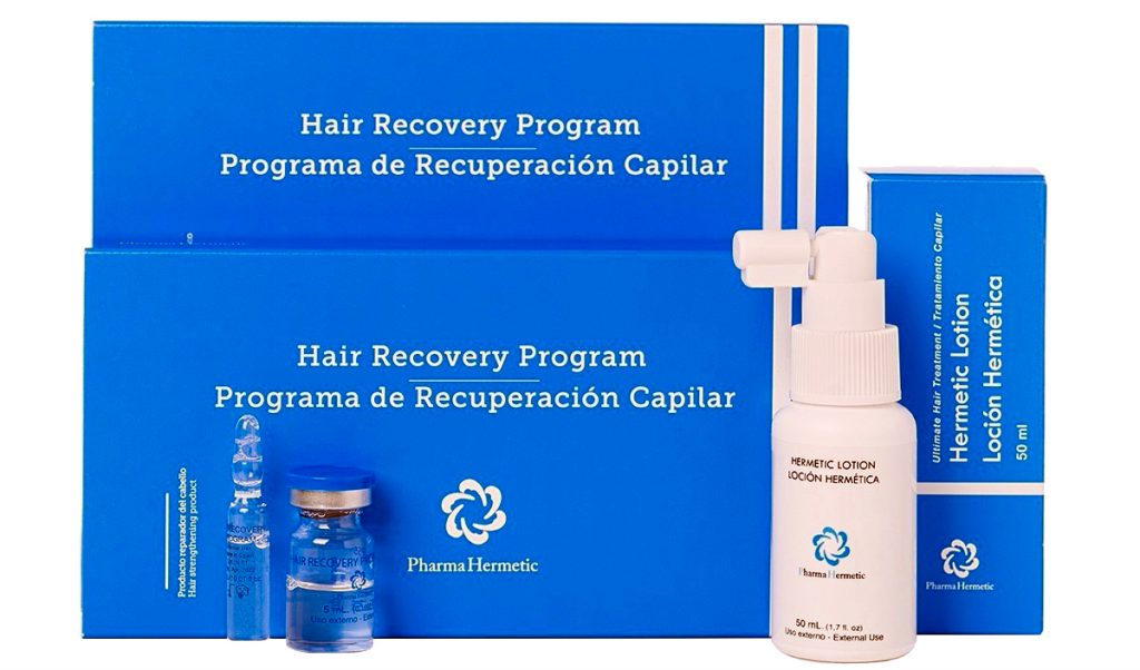 Pharma Hermetic Trichologist Hair Recovery Program Surgery Group