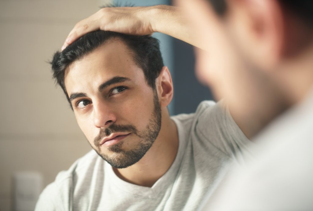 Hair Loss, Self Esteem and Mental Health Surgery Group